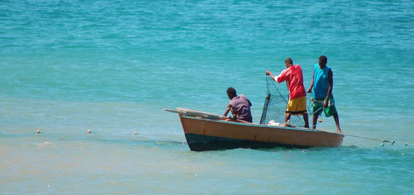 Рыбалка на Карибах