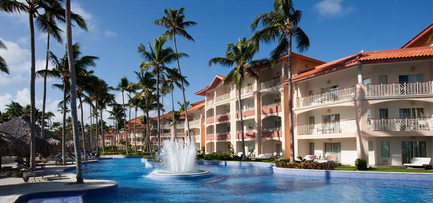 Отель в Доминикане